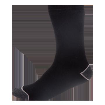 Носки черные высокие