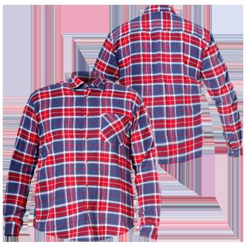 купить, заказать Рубашка клетчатая