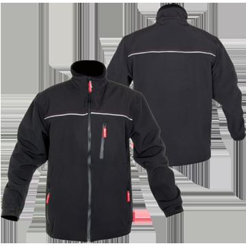 купить, заказать Куртка SOFT-SHELL черная