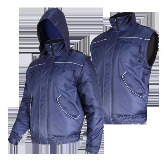 купить, заказать Куртка утепленная-безрукавка